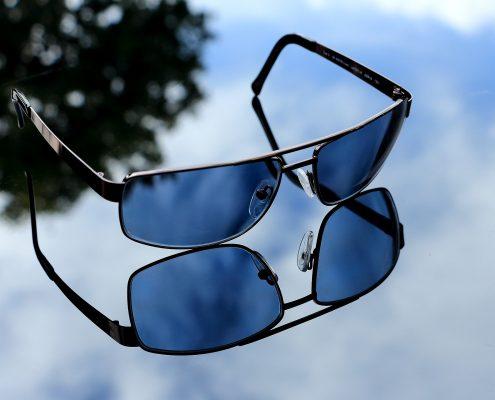 anti reflective coating spray on sunglasses